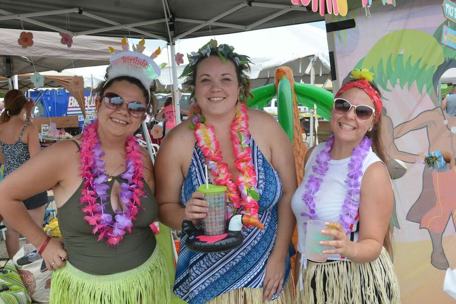 Stratford's annual Blues on the Beach party was held on Short Beach on July 28, 2018. Beach goers enjoyed live music, dancing, food and family-friendly activities. Were you SEEN? Photo: Vic Eng / Hearst Connecticut Media Group