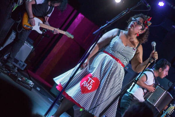 Latin music fans transformed Paper Tiger into a dance hall on Friday, July 27, 2018, as Grammy Award-winning band La Santa Cecilia took the stage during their Summer Lovin' tour stop.