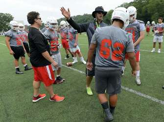 Greenwich football team honored by NSCA - GreenwichTime