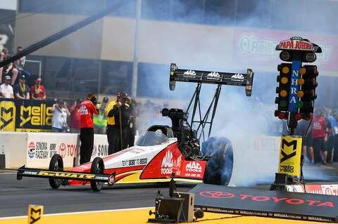 Doug Kalitta's 'other' machine goes even faster than his Top