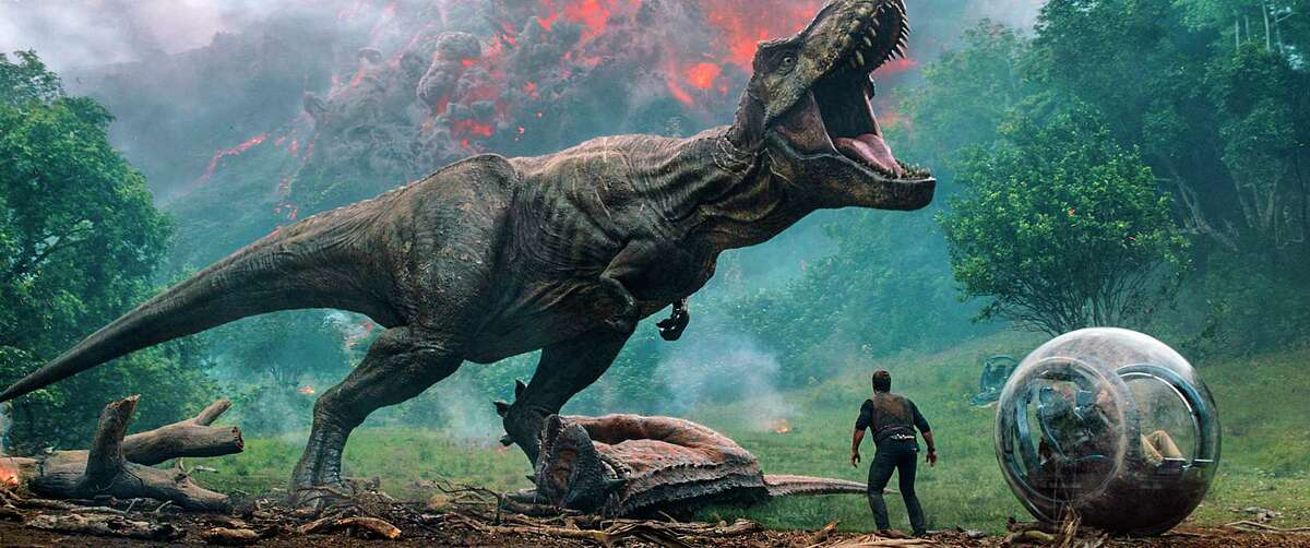 """Jurassic World: Fallen Kingdom"" March 9"