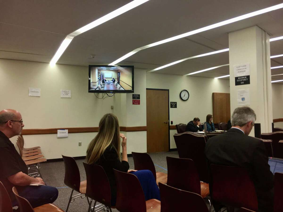 Public Service Commissioners Gregg Sayre and James Alesi voted by videoconference on Friday to punish Charter Communications and force a sale of its Spectrum cable TV and internet network in the state.