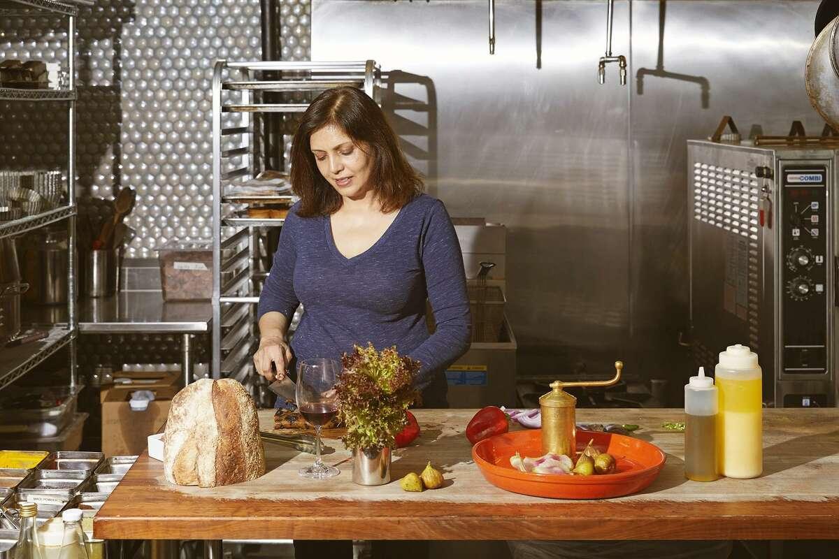 Anita Jaisinghani, chef/owner of Pondicheri, is writing a new column for the Houston Chronicle called Houston Harvest.