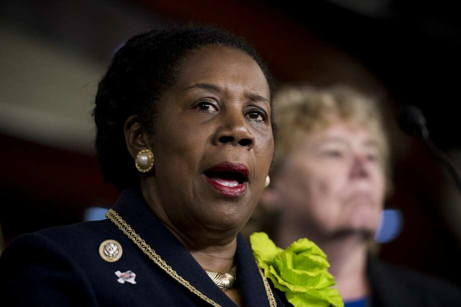Rep. Sheila Jackson Lee, D-Texas Photo: Bill Clark/CQ-Roll Call, Inc.