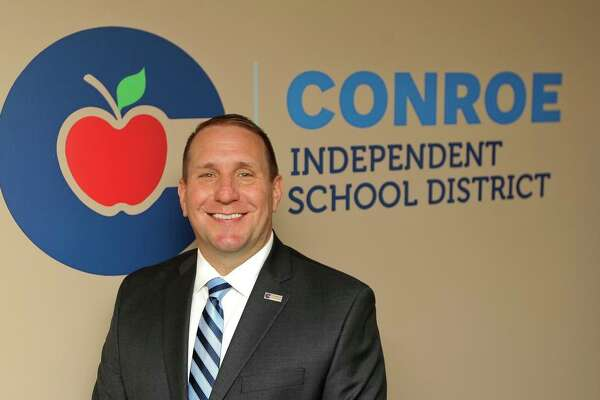Conroe ISD Superintendent Curtis Null