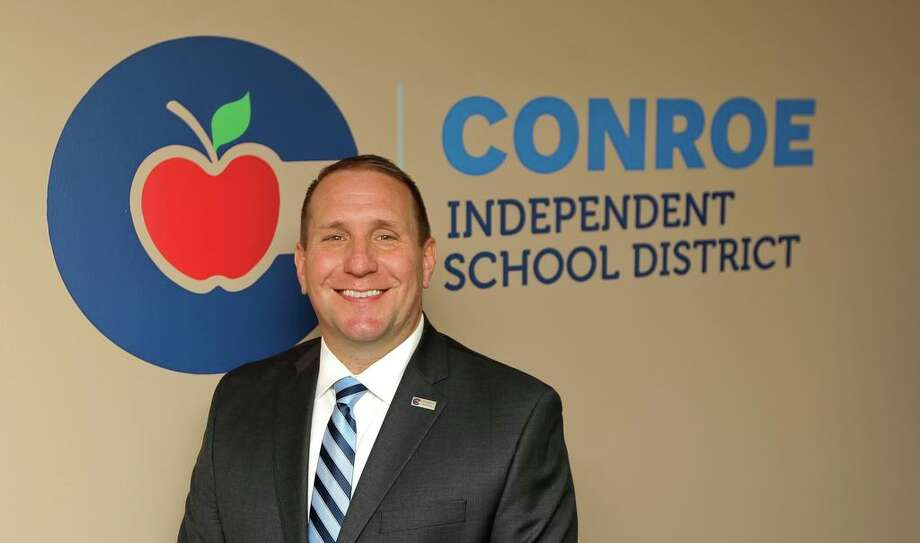 Conroe ISD Superintendent Curtis Null Photo: Courtesy Jason Fochtman / © 2018 Houston Chronicle