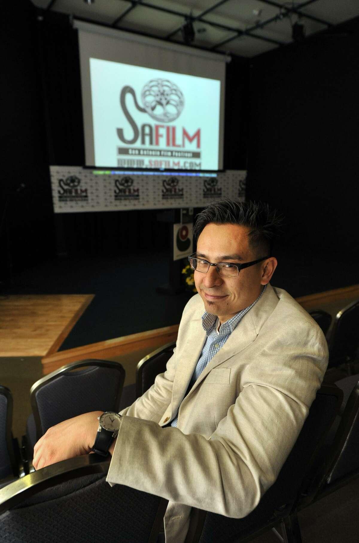 The SA Film Festival's Founder and Executive Director Adam Rocha.