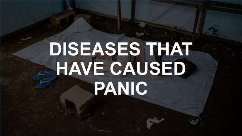 Click through the slideshow to see all the diseases that have caused recent panic.