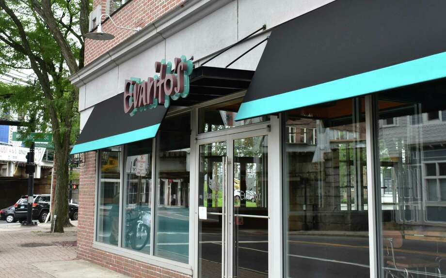 Evaritos Mexican Kitchen & Bar held its formal opening on Thursday, July 26, at 14-16 N. Main St. in South Norwalk, Conn. at the junction of Washington Street. Photo: Alexander Soule / Hearst Connecticut Media / Stamford Advocate