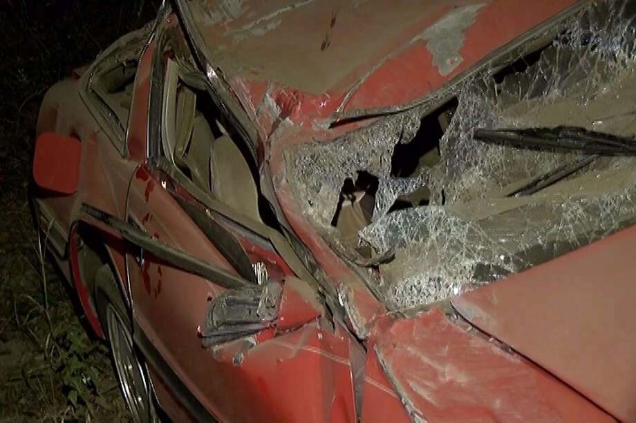 Joseph Wagnon, 17, of Cleveland was killed in a rollover accident Sunday, July 29, after the vehicle he was riding in lost control on Highway 105 near Conroe. Photo: Scott Engle/Montgomery County Police Reporter
