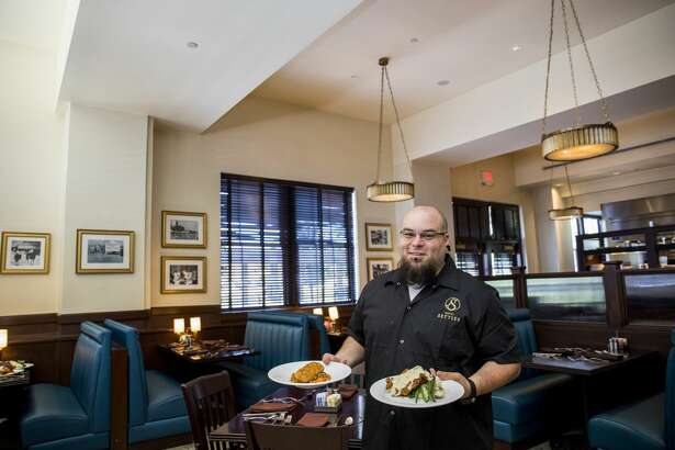Patrick Dunlop is the executive chef of The Settles Grill, located in the Settles Hotel in Big Spring. The Temple native came to West Texas by way of Austin.