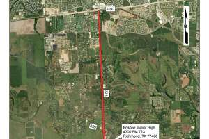The Texas Department of Transportation hosted a Sept. 6 open house followed by a public hearing on the proposed widening of FM 723 from Avenue D in Rosenberg to FM 1093. The meetings were held at Briscoe Junior High School, 4300 FM 723 in Richmond.