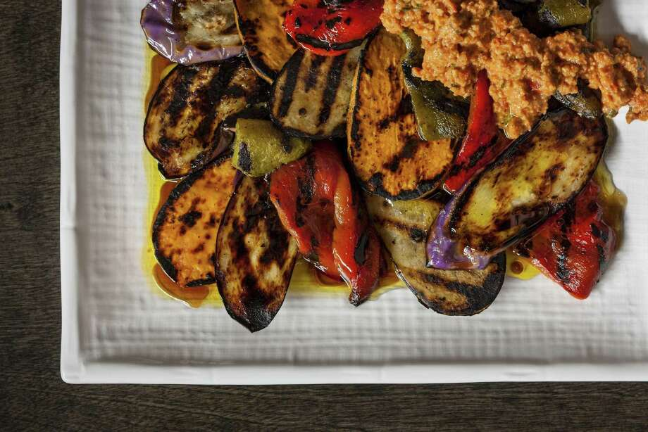 Marinated Grilled Vegetables Photo: Courtesy Francesco Tonelli / © 2012 Francesco Tonelli - All Rights Reserved