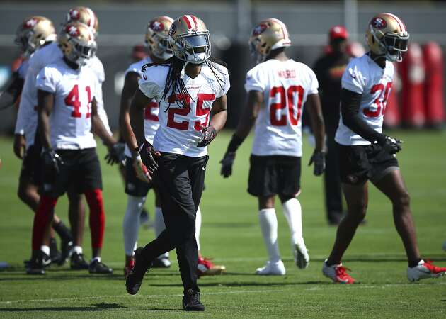 49ers' Shanahan uses Sherman's practice lowlight as coaching point