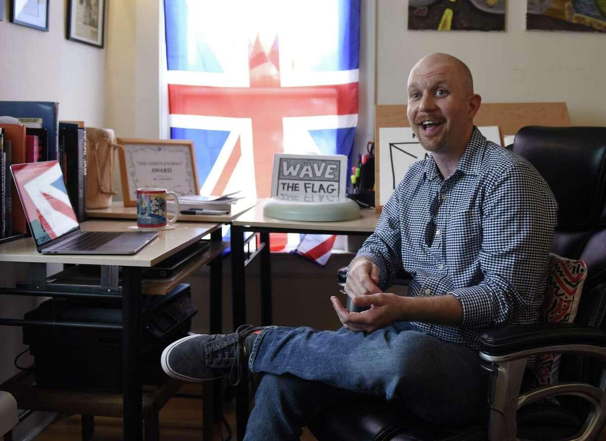 Whitby School design teacher Phil Lohmeyer talks about his new book