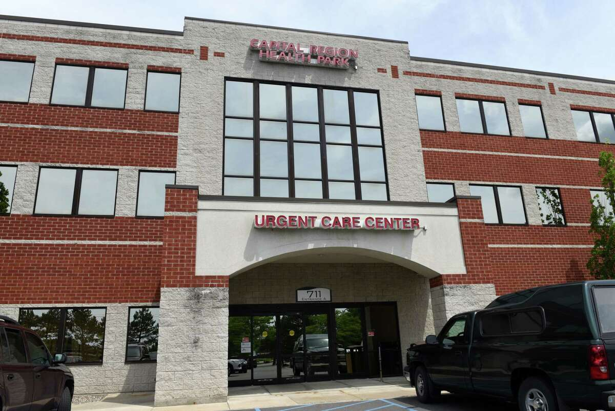 Exterior of Community Care Physicians' urgent care center in Latham on Monday, July 30, 2018, at 711 Troy-Schenectady Road in Colonie, N.Y. The Capital Region-based physicians' group, announced Monday that it will shutter its urgent care center in Niskayuna and expand services and hours at its Latham location as a result. (Will Waldron/Times Union)