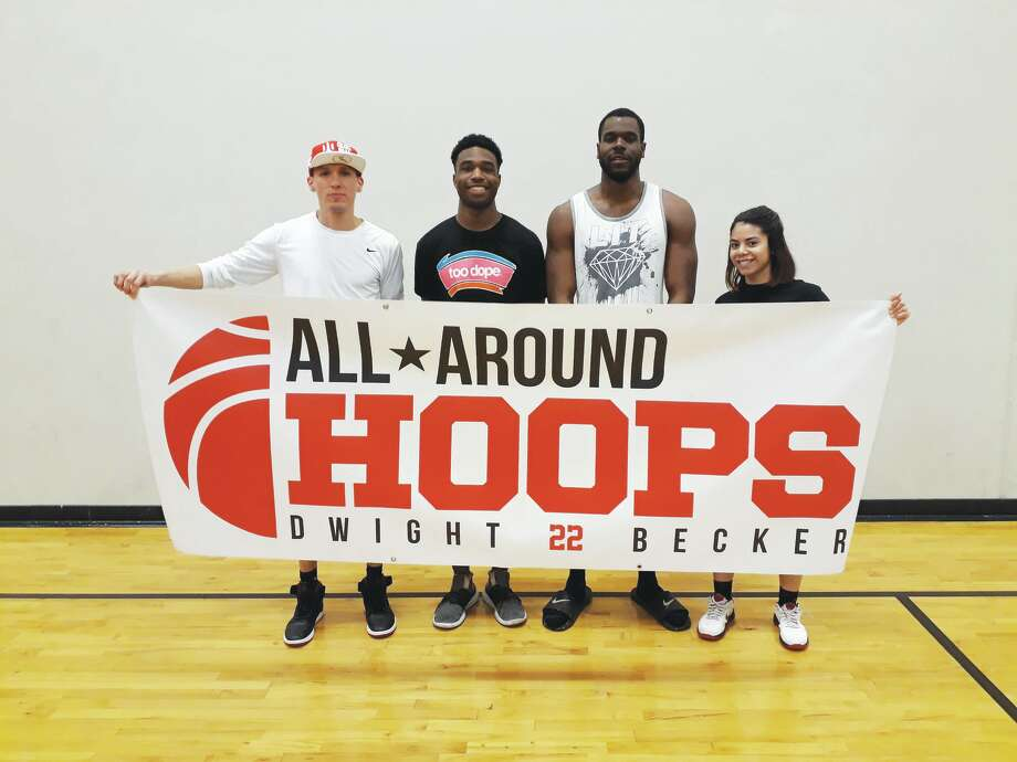 Their mission at All Around Hoops Basketball, is to go beyond just the game of basketball, and focus on building player's character and confidence, while teaching kids the importance of partnership, relationships and teamwork which can help them succeed in life. Photo: Courtesy Photo