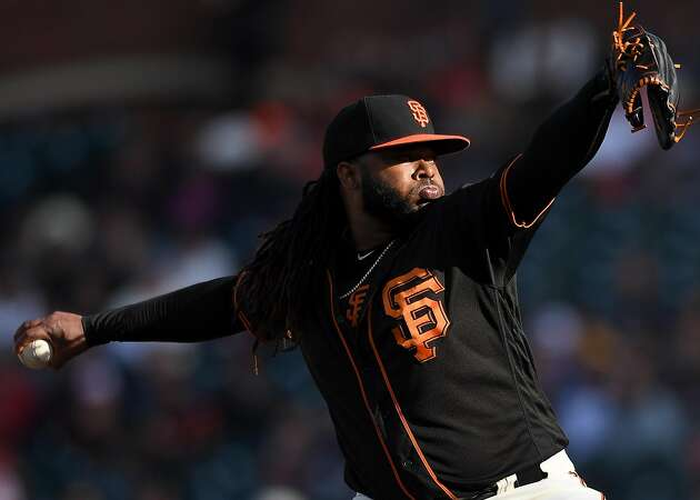 Giants' Bochy on Johnny Cueto: 'strong possibility' of Tommy John surgery