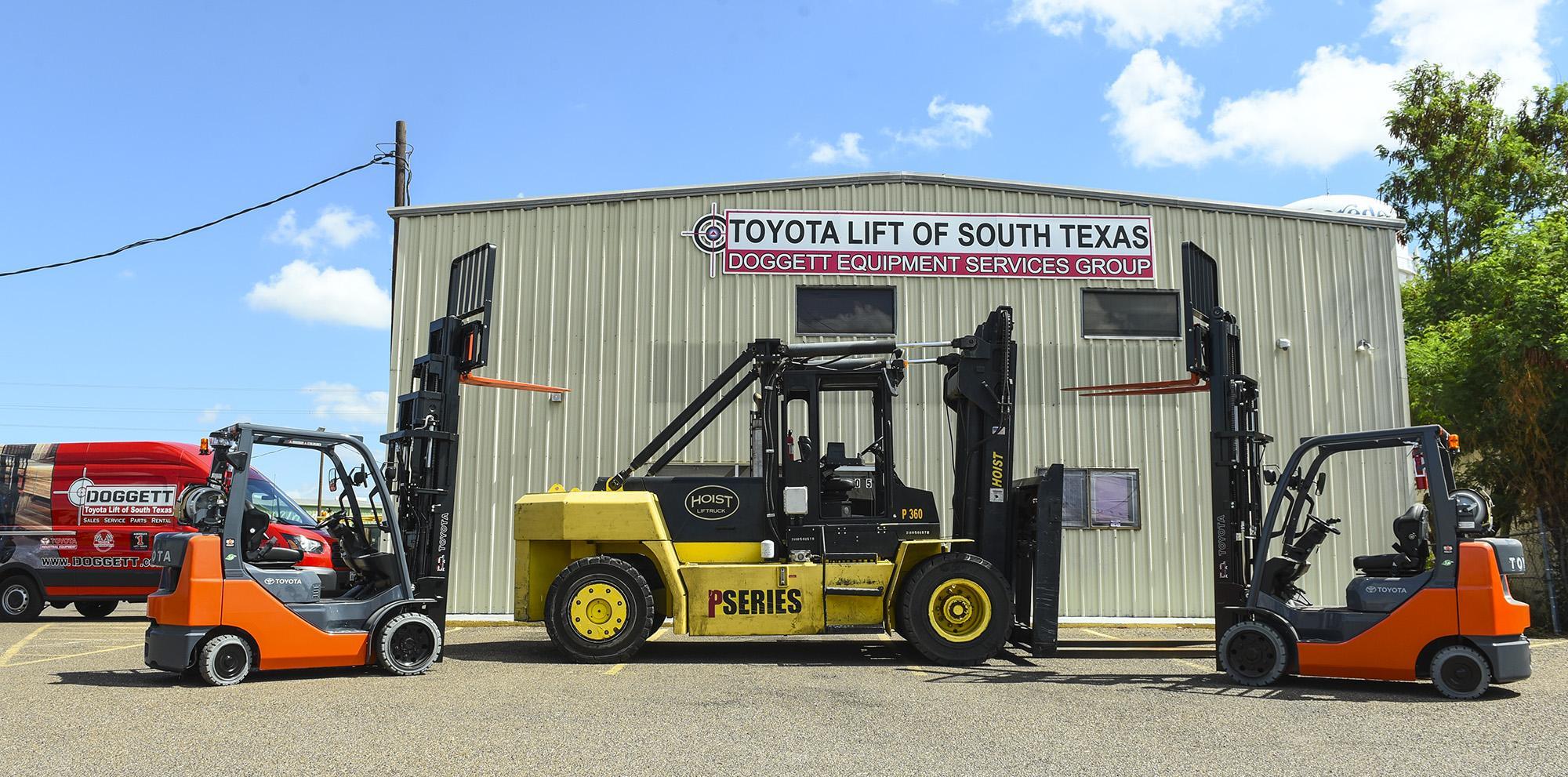 Toyota Lift Of South Texas Laredo Morning Times Installation