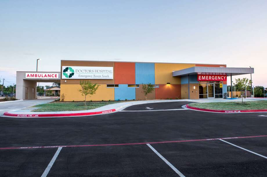 Doctors Hospital Emergency Room South, located on Jaime Zapata Memorial Highway, gives residents of South Laredo easier and more convenient access to emergency services. Photo: /