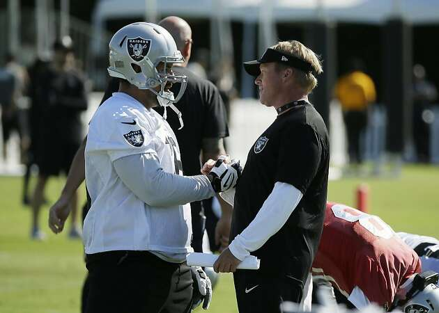 Jon Gruden drawing on his past in return to Raiders