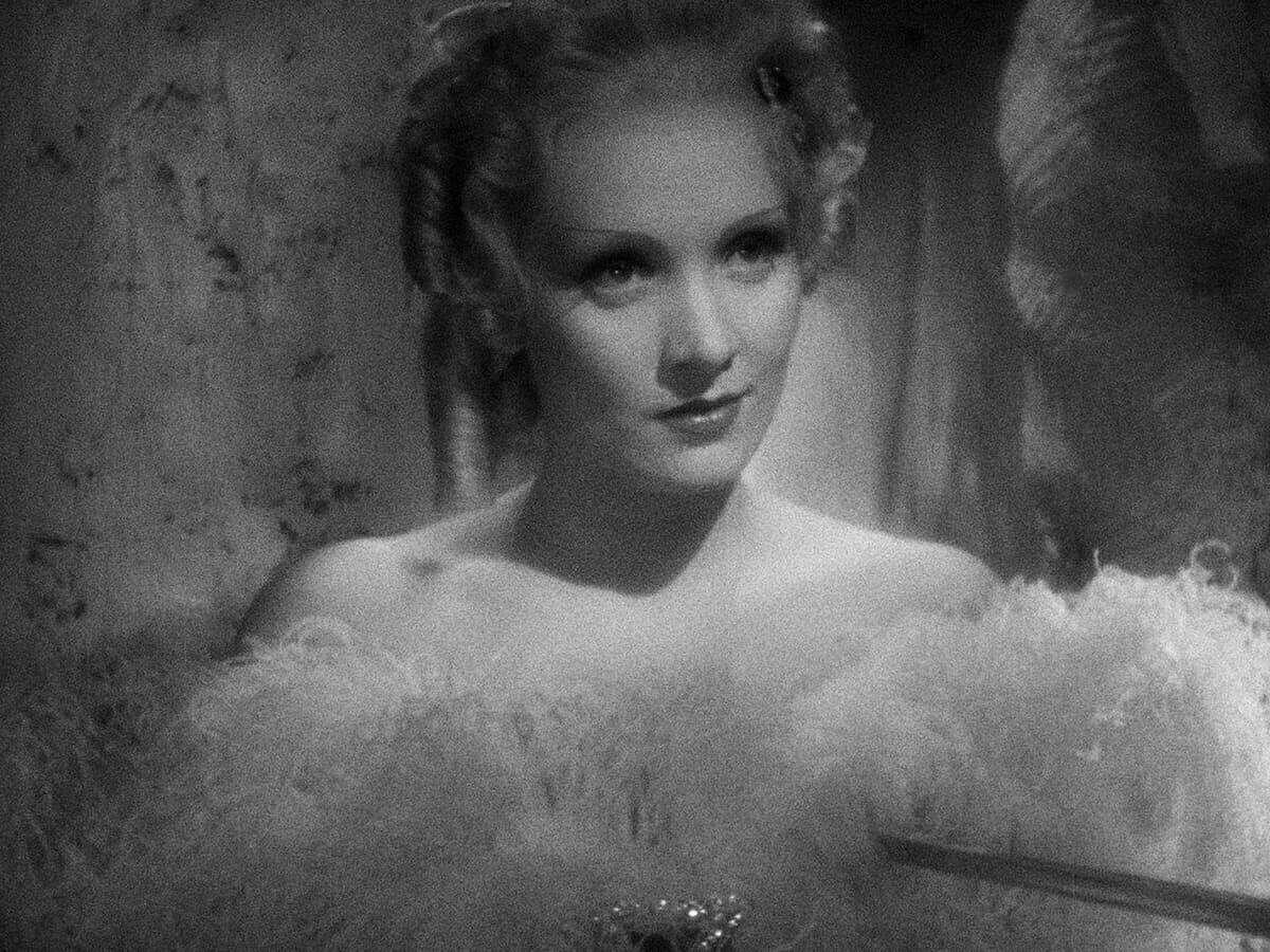 """Marlene Dietrich in """"The Scarlet Empress"""" (1934)."""