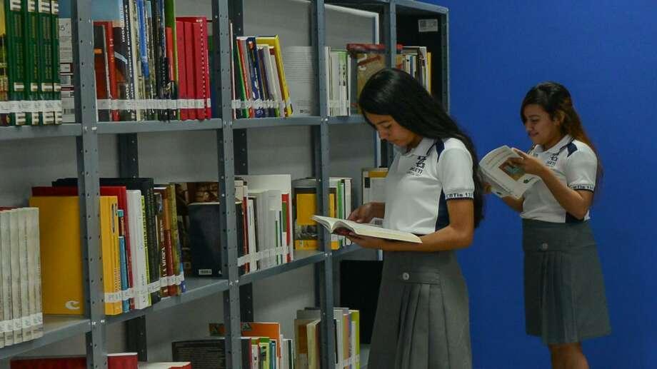 Las bibliotecas municipales de Nuevo Laredo, México han recibido más de 39.000 visitas en lo que va del 2018. Photo: Foto De Cortesía