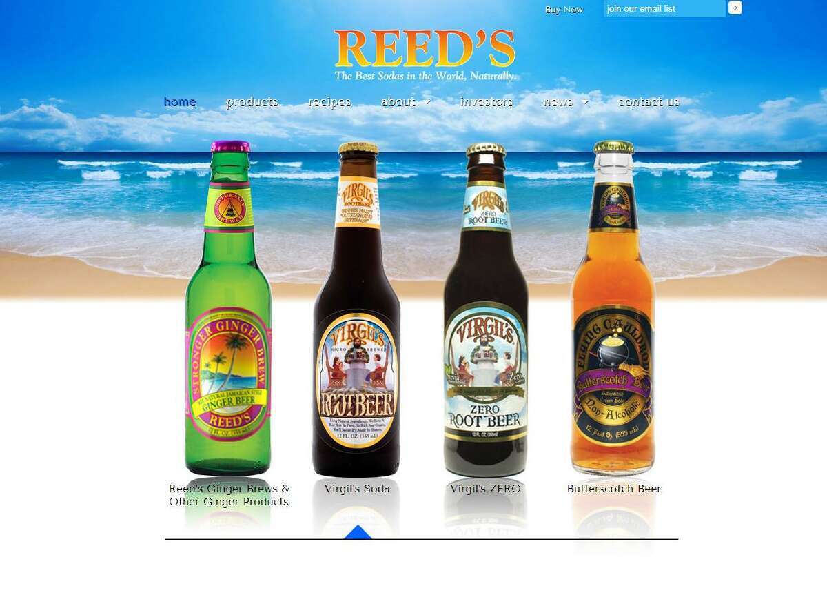 Reed's announced on July 31, 2018 the relocation of its Los Angeles headquarters to Norwalk, Conn., with the company the largest-selling maker of ginger beer and also selling root beer under the Virgil's label.