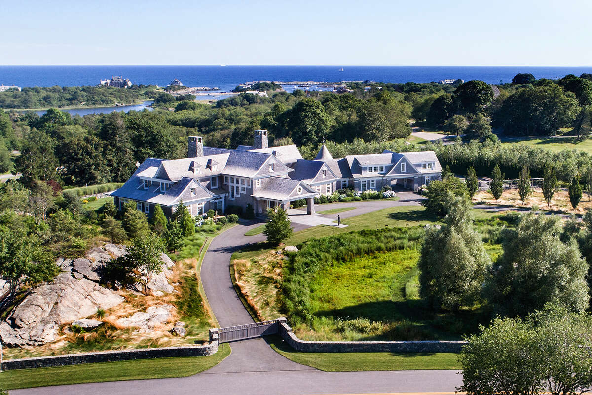 Judge Judy Scheindlin has purchased the iconic 'Bird House', owned by the late Campbell Soup heiress, Dorrance H. Hamilton located at 37 Bellevue Avenue in Newport, RI.
