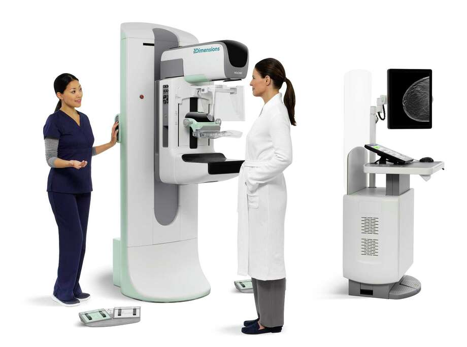 The Genius™ 3D Mammography™ exam is available at LMC North and LMC South. Photo: /