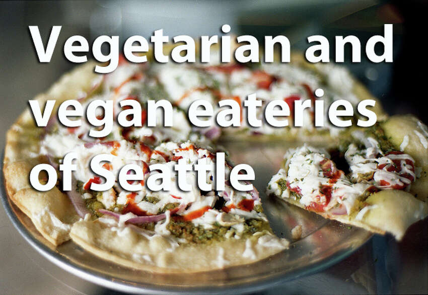 You can get veggie food all over the place in Seattle - especially if you want to go through the trouble of making substitutions and specifications on your order - but vegetarians and vegans can be at home in these places, and enjoy more than one menu item. Look on.