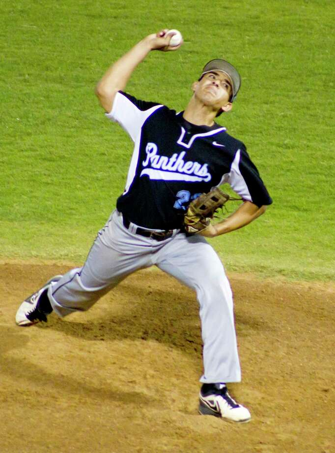 Former United South pitcher Roel Ramirez was acquired in a four-player trade Tuesday by the St. Louis Cardinals. Photo: Laredo Morning Times Staff File
