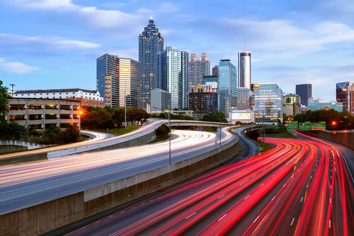 9. Atlanta, Georgia