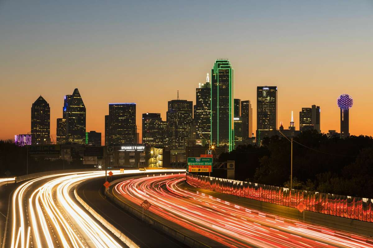 No. 9 - Dallas 40,000 events