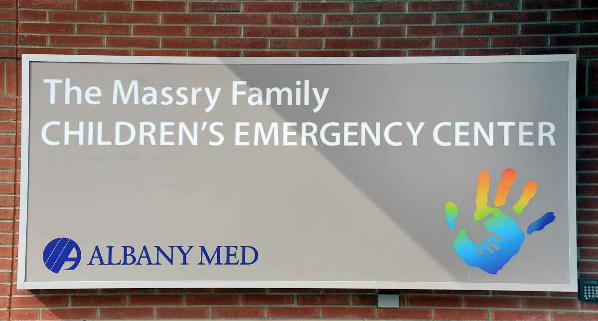 Albany Medical Center opens its new The Massry Family Children?•s Emergency Center Tuesday July 31, 2018 in Albany, NY. (John Carl D'Annibale/Times Union)