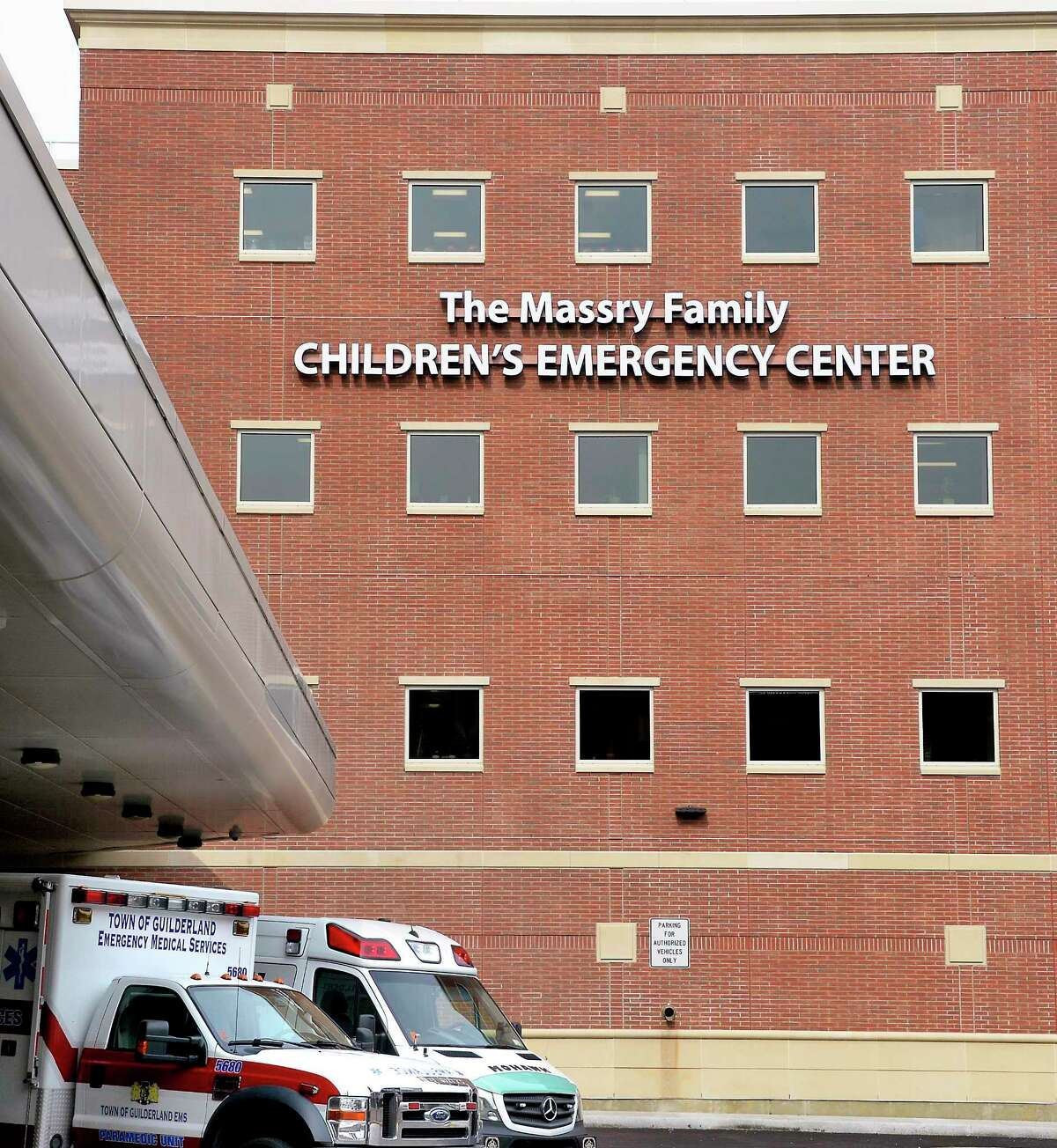Albany Medical Center opens its new The Massry Family Children's Emergency Center Tuesday July 31, 2018 in Albany, NY. (John Carl D'Annibale/Times Union)