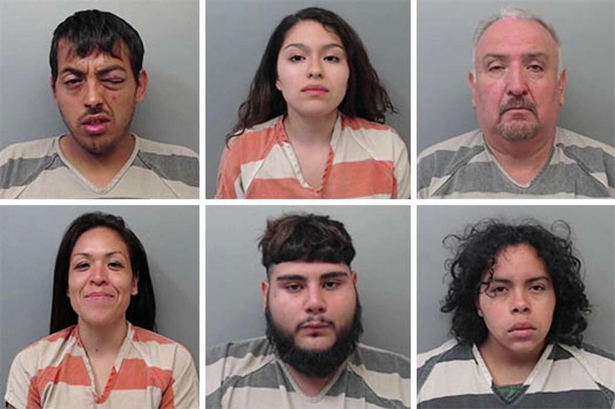 Keep scrolling to see some of the most notable arrests in Laredo during July.