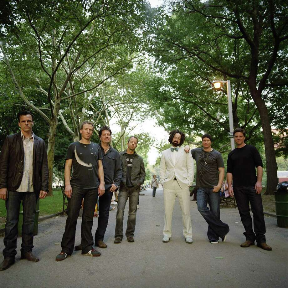 Counting Crows is in the midst of its 25 Years and Counting Tour. Photo: Danny Cinch / Contributed Photo