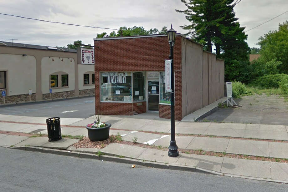 The proposed location of Storied Coffee at 109 Mohawk Ave. in Scotia. Photo: Google Maps