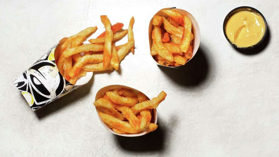 Taco Bell's Nacho Fries are what they claim to be. Photo: Photo By Deb Lindsey For The Washington Post. Food Styling By The Washington Post's Jennifer Beeson Gregory. / For The Washington Post