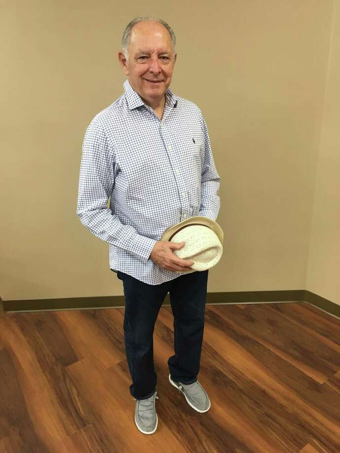 Fidel Edward Hale is on the right track to gaining back his active lifestyle, thanks to the Laredo Bone and Joint Center at Laredo Medical Center. Photo: /