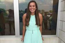 Mollie Tibbetts, 20, has been missing since going for a jog in Brooklyn, Iowa, in mid-July. MUST CREDIT: Poweshiek County Sheriff's Office