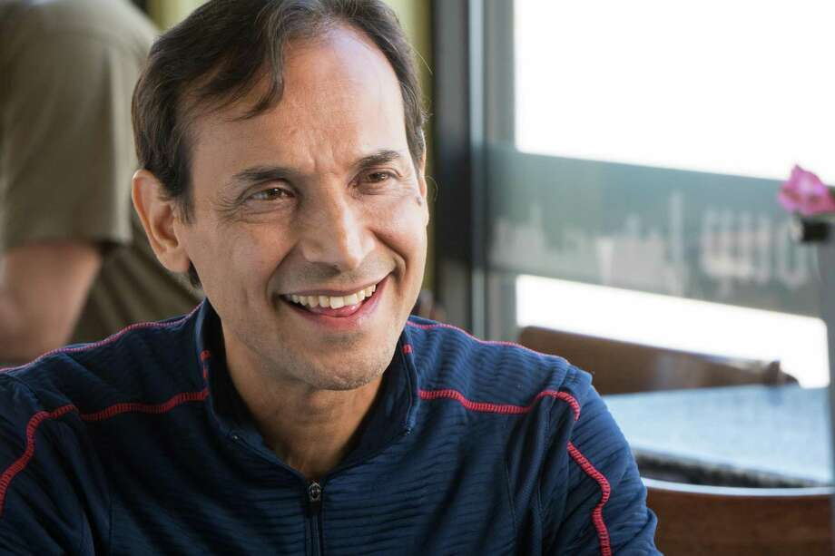 "Jesse Borrego in a scene from ""Phoenix, Oregon,"" an upcoming comedy in which he stars with James Le  Gros and Lisa Edelstein. Photo: Mary WilkinsKelly / Courtesy Photo"