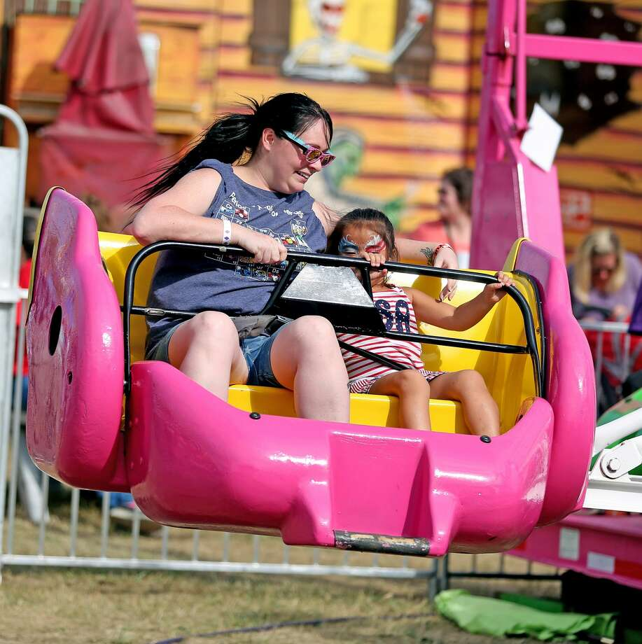 Tuesday Afternoon at the Huron Community Fair Photo: Paul P. Adams/Huron Daily Tribune