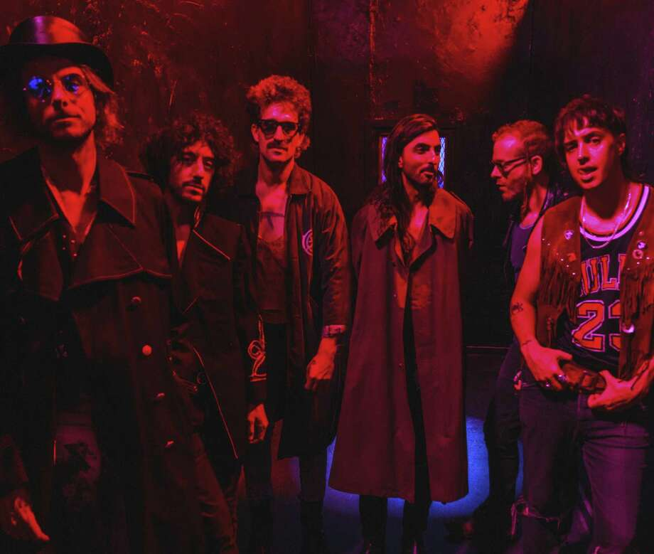 Julian Casablancas and the Voidz Photo: RCA Records