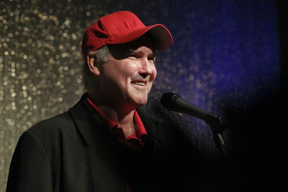 "Former ""Saturday Night Live"" comic Norm Mac Donald brings sarcasm coupled with reflection. Photo: Kin Man Hui / San Antonio Express-News 2015 / ©2015 San Antonio Express-News"