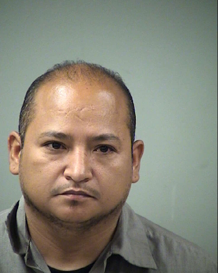 Daniel Ortiz Jr., 43, is charged with theft. Photo: Bexar County Jail