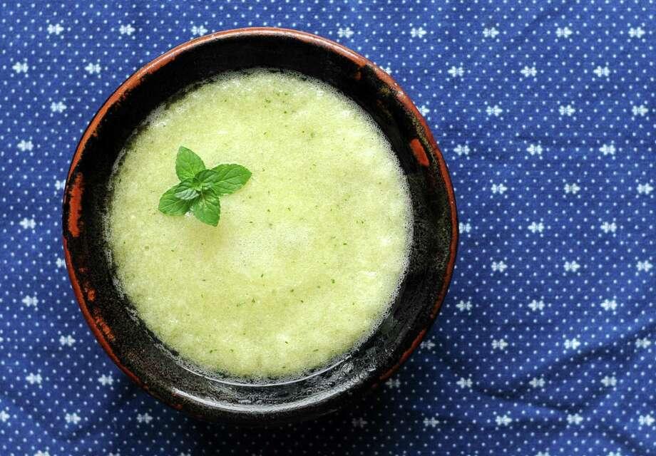 Honeydew Soup Photo: Paul Stephen /Staff