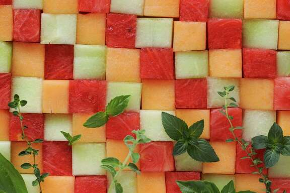 Cantaloupe, honeydew and watermelon all show off a savory side in these six recipes.