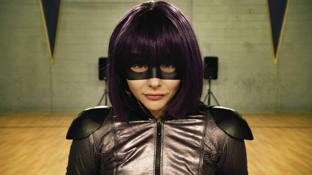 "Chloe Grace Moretz starred in ""Kick-Ass 2."""